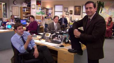 The Office -- The folks at Dunder Mifflin really knew how to make the best of any situation, no matter how boring, stressful, frustrating your job may seem. Somehow, they remained optimistic. (Well, some of them, at least.) That's a good lesson for work and life: your 9 to 5 won't be a bed of roses every day, or any day, even. But find ways to make the most of it, and add small quirks to your day to make it better. And of course, look for the beautiful moments in the ordinary. Have you ever worked at a very boring job?