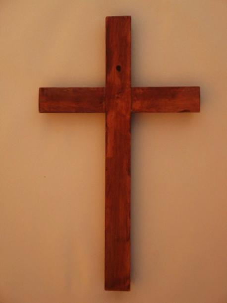 Do you hang a cross in your home?