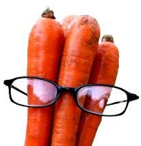 Most of us have heard some of these health myths over time, but do we actually believe them? Let's find out. To start - carrots are good for your eyesight. People have believed this for years, due to the abundance of vitamin A. But doctors say that most people already have enough Vitamin A in their bodies, and that poor eyesight is mostly genetic. Do you believe this carrot myth to be true?