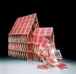 Can you build a house of cards?