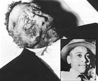 The murder of 14-year-old Emmett Till on August 28, 1955, galvanized the emerging Civil Rights Movement. He went to buy candy and it seems that when he paid he touched the hand of the white cashier. Four days later he was brutally murdered. With his body water-soaked and defaced, most people would have kept the casket covered. His mother let the body be exposed. More than 100,000 people saw his body lying in that casket in Chicago. That must have been at that time the largest single civil rights demonstration in American history. Despite they were proven to be guilty, the killers were free. Can you mention any other hate crimes that set a turning point in history?