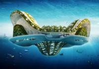 Biomimicry was the inspiration behind the design. The Lilypad will be a zero emission city afloat in the ocean. Through a number of technologies (solar, wind, tidal, biomass), the project would be able to not only produce its own energy, but to process CO2 in the atmosphere and absorb it into its titanium dioxide skin. Do you know any other big projects like Lilypad which are meant to help us to survive to climate change while helping the environment? If you do, please give us more details in the comments below.