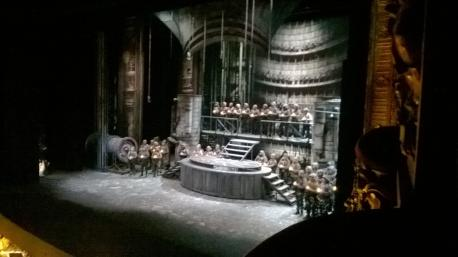 A few days ago I took my daughter to see Wagner´s opera: Parsifal in the Colon Theater in Buenos Aires, Argentina. It´s a very unique theater with one of the best acoustics worldwide. Despite most of the public was 65 and over, there was a new, younger group ready to enjoy the show. A few of them clearly belonged to the Argentinian high society. The others were students who struggled to pay the fee to get there. They all seemed to be pleased. We spent 5 hours there and both of us could have stayed longer if needed. It was wonderful. Have you ever been to the opera?