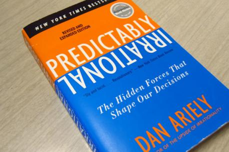 Did you read the book ¨Predictably Irrational¨?