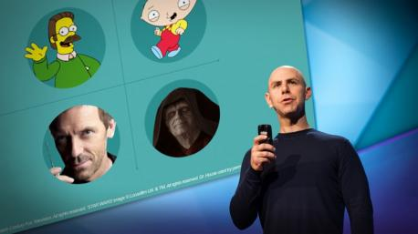 After surveying 30,000 people across industries around the world, Adam Grant found that most people are right in the middle between giving and taking. They choose this third style called
