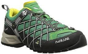 Do you use Salewa shoes?