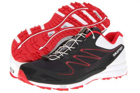 Do you wear Salomon shoes?