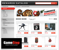 Did you know that you can earn GameStop Powerup Rewards points that can be used for discounts and merchandise from Gamestop by playing games on Kongregate?