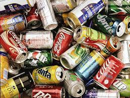 Do you recycle your aluminum cans in return for money?