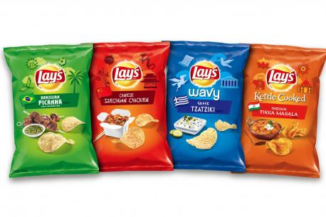 Have you tried the new chips by Lays called Indian Tikka Masala? I tried them and like them!
