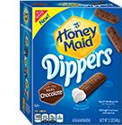 Have you tried the Nabisco Honey Graham Dippers? They have two flavors one is honey the other chocolate.