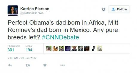 Were both of your parents born within North America?
