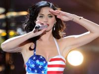 Is it proper to wear the flag as a provocative outfit such as Katie Perry did during the July Fourth Celebration?