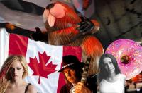 Which of the following celebrities are Canadian?