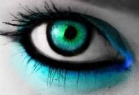 If you could change your eye color permanently, what color would it be?
