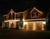 Do you leave your Christmas lights up all year long?