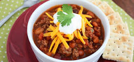 What goes best with chili?