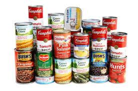 Do you have any canned food on your shelf that is past the expiration date?