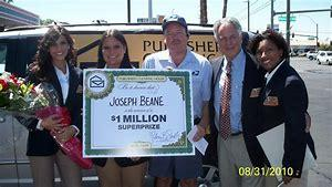 Do you know anyone who has really won the Publisher Clearing House sweepstakes?