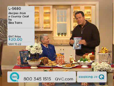 Have you ever bought an item(s) from the shopping channel QVC?