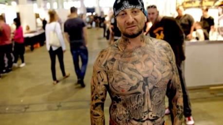 I you saw a person walking down the street covered in tattoos, what would be your first impression of him/her?