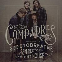 1. Are you a fan of the band Needtobreathe?