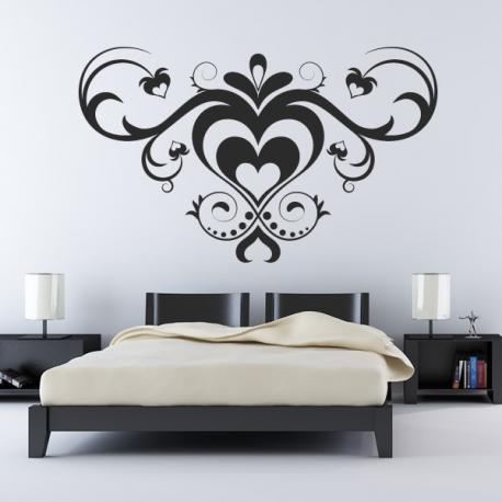 Have you heard of wall stickers/decals used in home decorating?