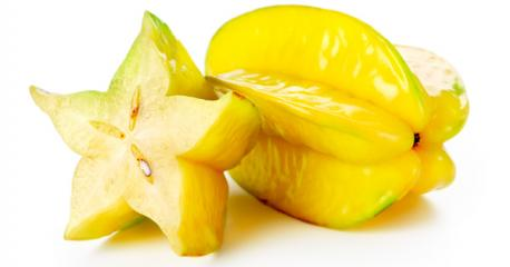 Have you ever eaten starfruit (also known as carambola)?