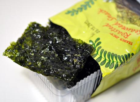 Have you tried any of these brands of seaweed snacks?