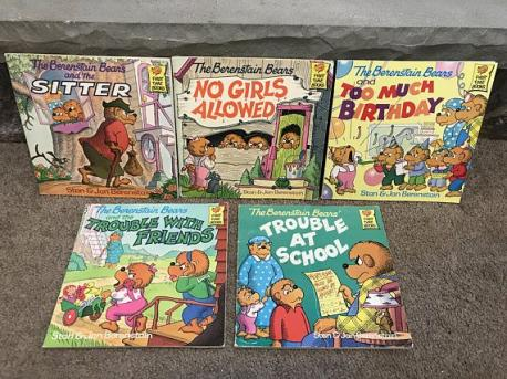 Have you ever read any of the original Berenstain Bears books?