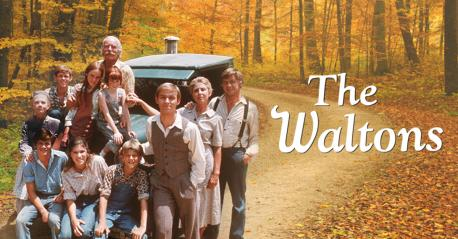 Have you ever watched The Waltons, a CBS family drama TV series that ran from 1971-1981?