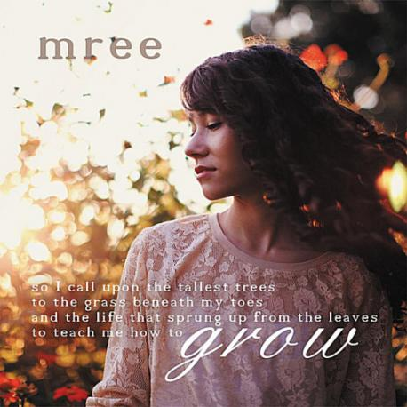 Mree began writing her own songs at age 14 and launched her career on YouTube. Have you heard her first full-length album,