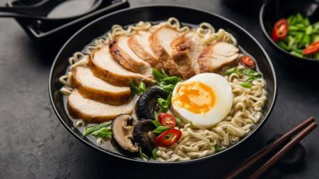 Have you ever eaten ramen cooked from scratch (not the instant kinds)?