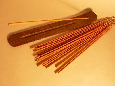 Do you like the smell of incense?