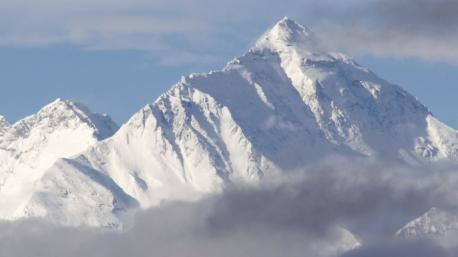 If you could, would you like to climb Mount Everest?