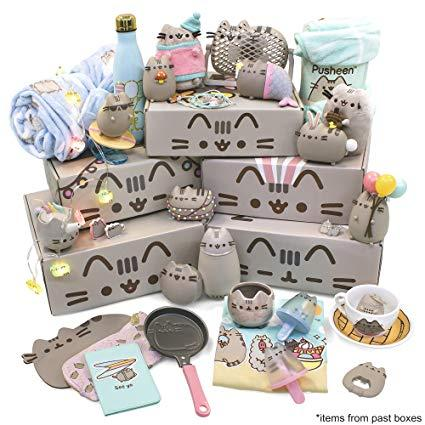 Are you a fan of the Pusheen Franchise?