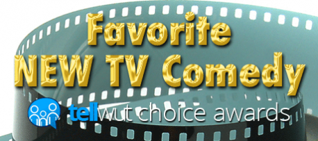 Tellwut Choice Awards - Favorite New TV Comedy
