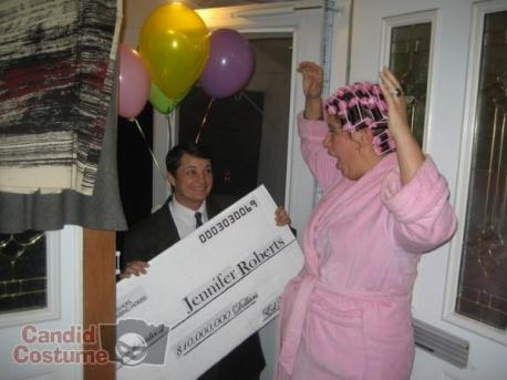 Have you ever entered a Publishers Clearing House sweepstakes?
