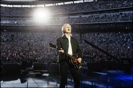 Paul McCartney is quoted as having said,