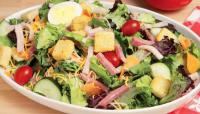 There is a variety of different salads to eat. Which are your favorites?