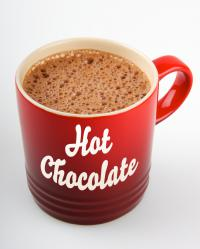 Do you like to drink hot chocolate?