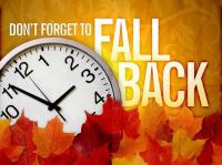 You move your clocks back one hour at 2 a.m. Nov. 1. On the first Sunday in March, you move your clocks ahead one hour. Are you aware of this?