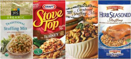 What is your favorite Boxed Stuffing Mixes?