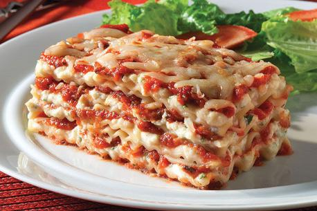 Do you like to eat lasagna?