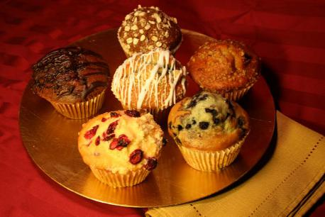 What are your favorite types of muffins to eat?