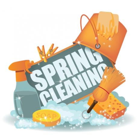 What is your to do list for Spring cleaning indoors?