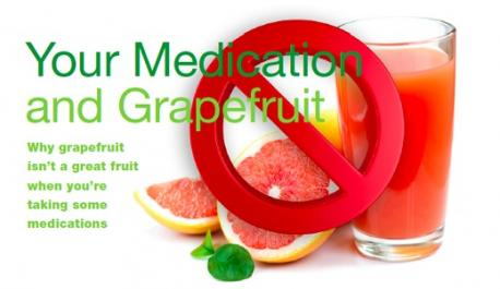 Grapefruit can have dangerous interactions with certain medications. Do you agree that you should check with your doctor before adding grapefruit to your diet.