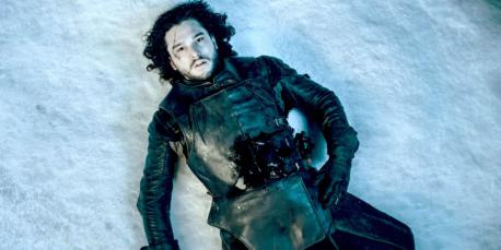 If you watch the TV show Game of Thrones, do you think Jon Snow is dead or alive?