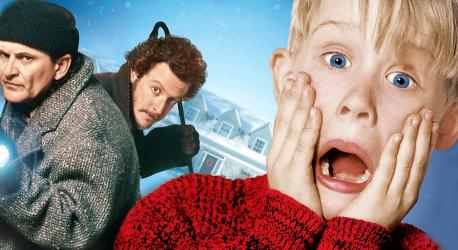 Who got the biggest beating on Home alone (1 and 2)?