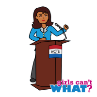 Do you think America is ready for a female President?